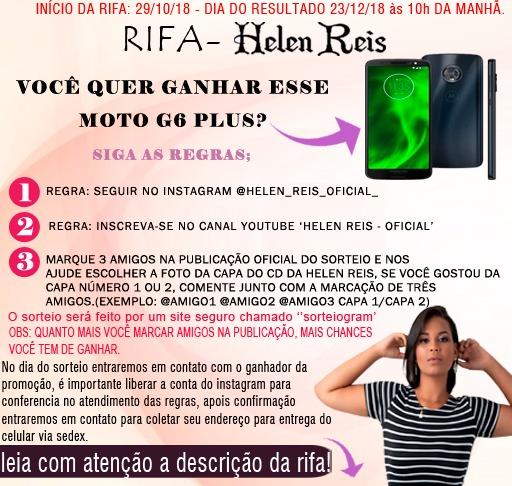 PROMOÇÃO/HELEN REIS