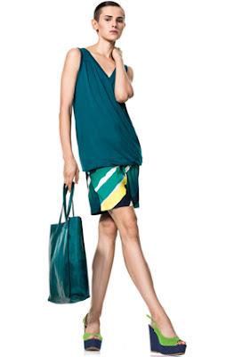 bolsos verano 2012 Benetton