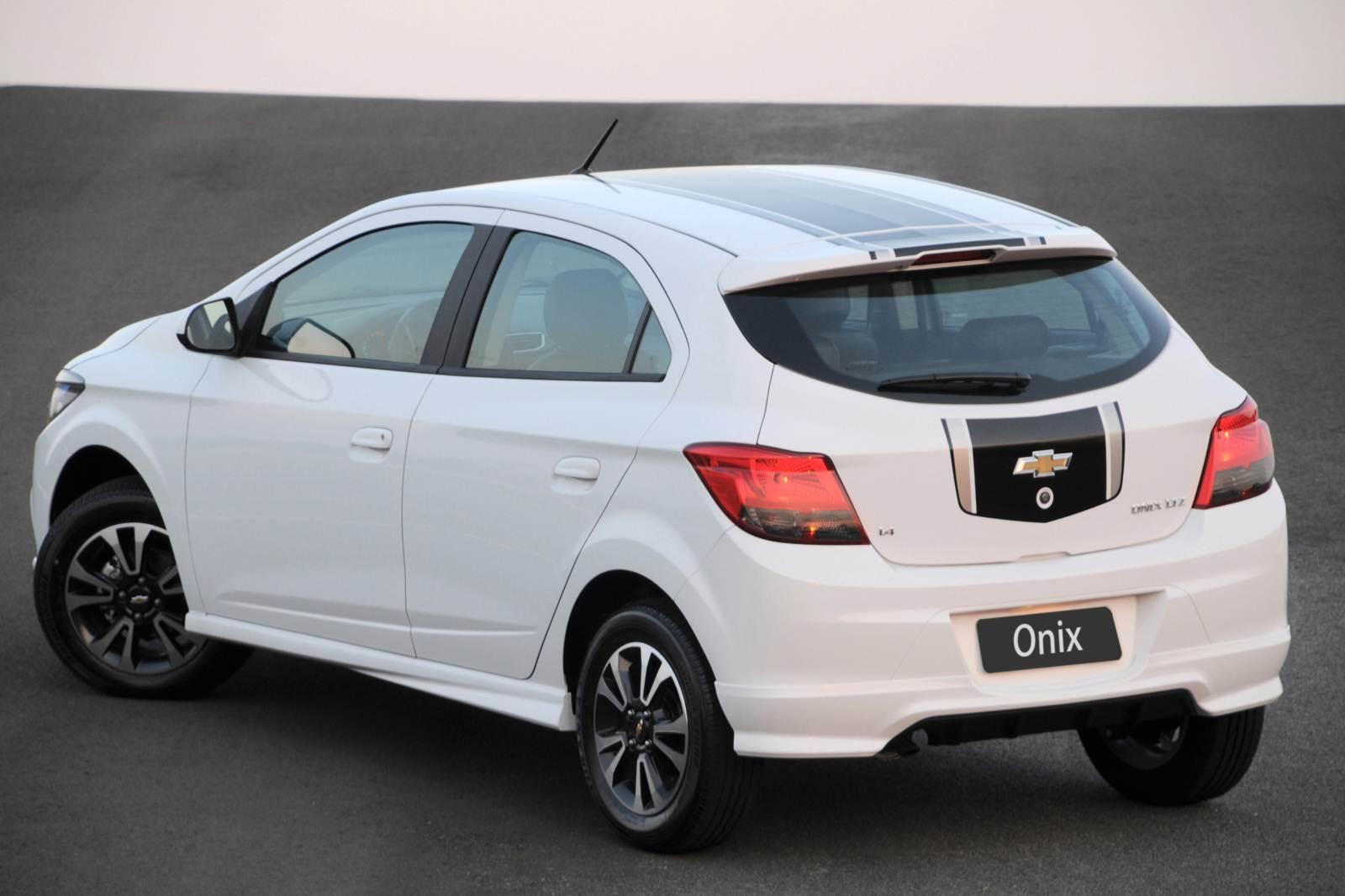 Onix 2014 Branco Chevrolet Onix Ltz 1.4 Branco