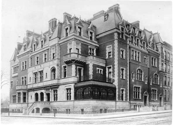 Daytonian In Manhattan The Lost Henry Marquand Mansion