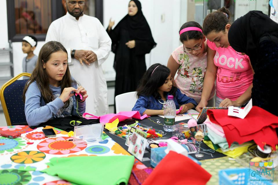 childrens sewing craft jayasplace doha