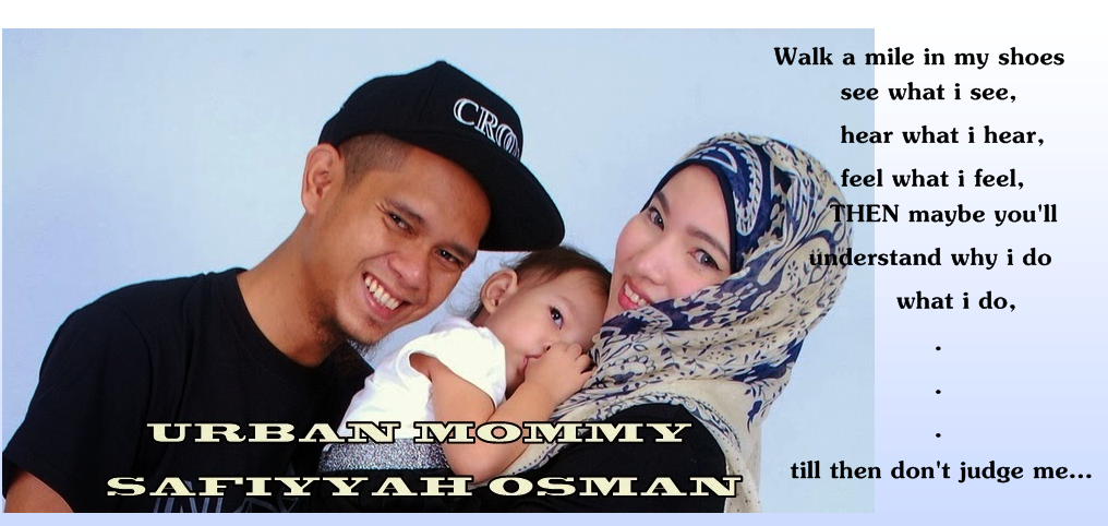 *Urban Mommy* safiyyah osman