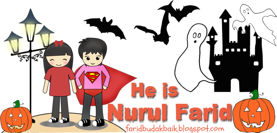 He is nurul farid