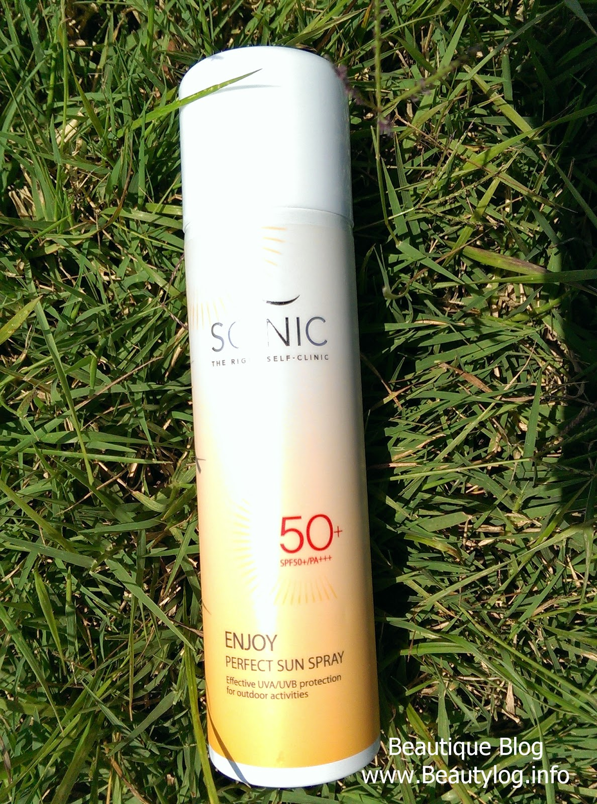 Scinic Enjoy Perfect Sun Spray