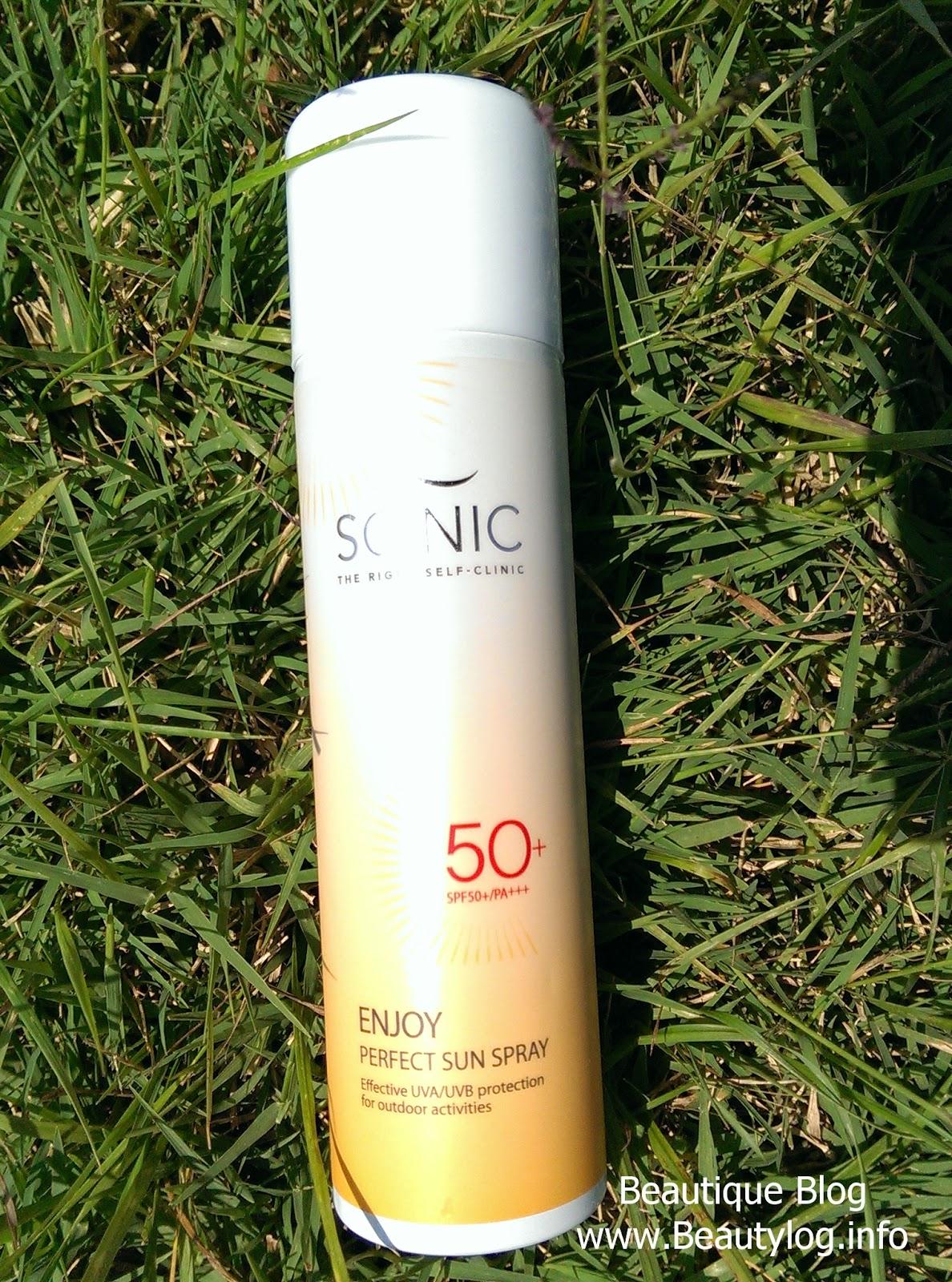 Scinic Enjoy Perfect Sun Spray