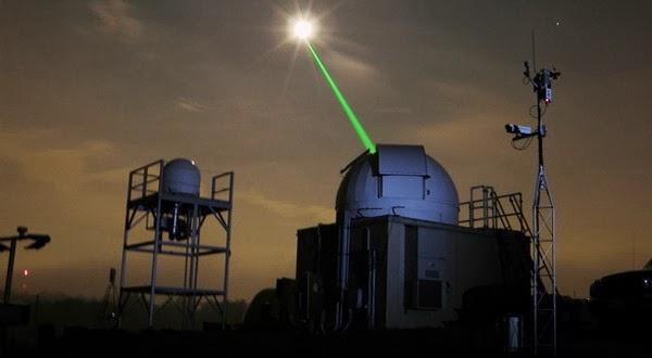 Ilmuwan Ciptakan Teknologi Laser Untuk Komunikasi Antar Planet