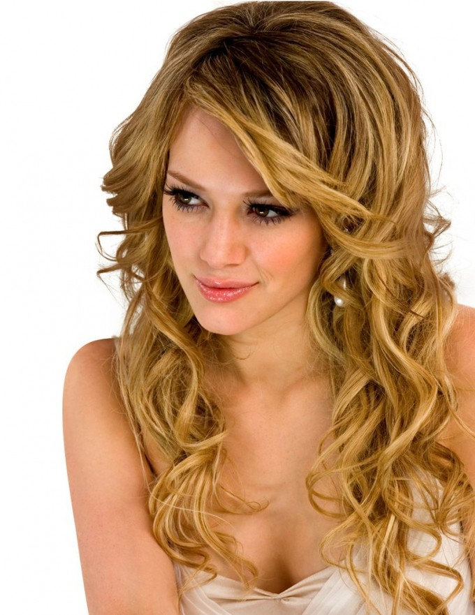 Homecoming Hairstyles For Long Hair 26 stunning half up half down hairstyles Hairstyles For Long Hair