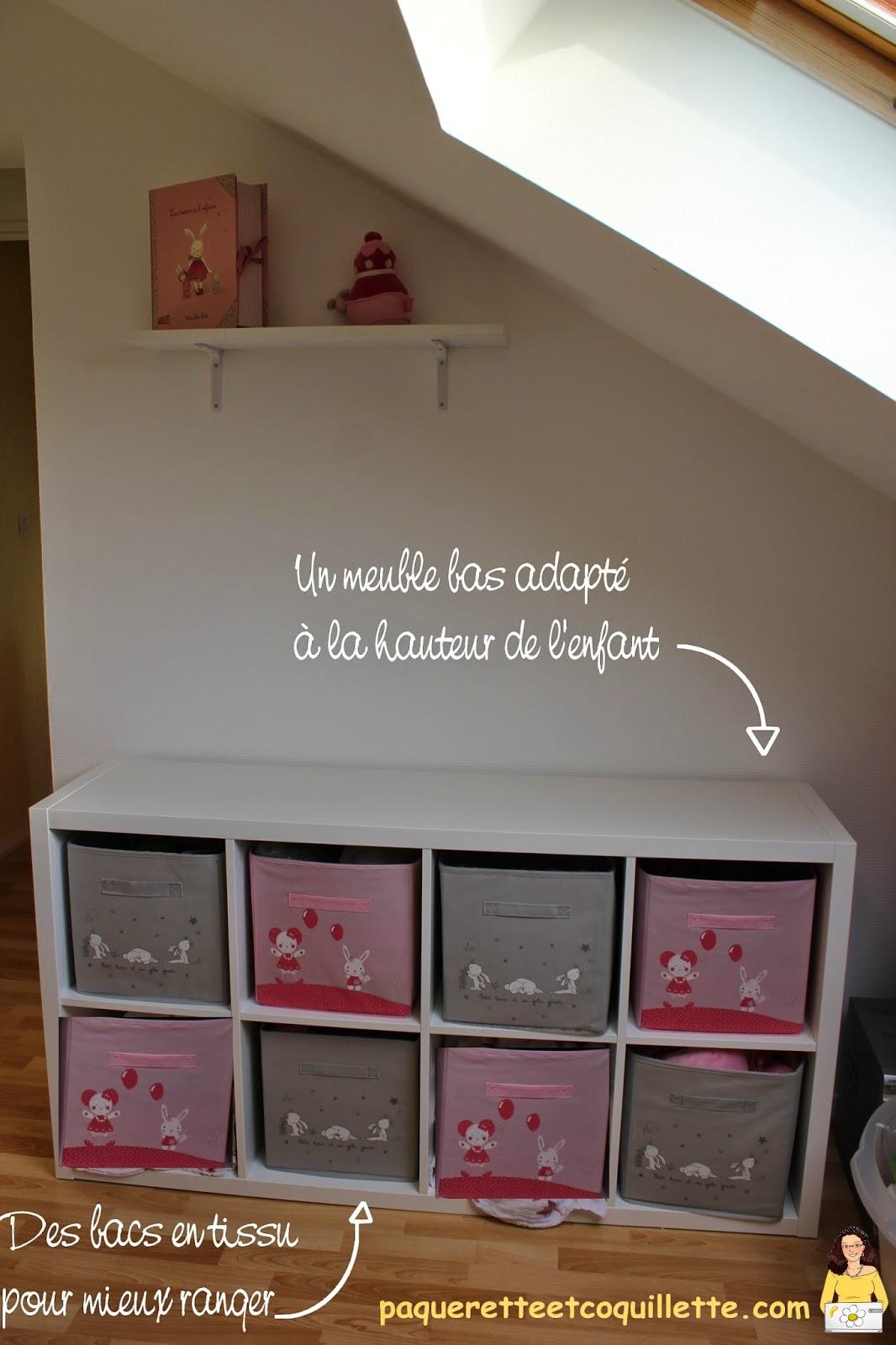 Paquerette et coquillette la chambre de coquillette fa on for Chambre montessori 6 ans