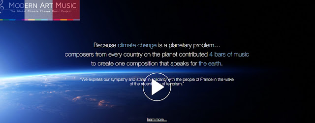 Climate Change Music Project