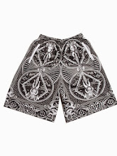 I Need This: Dead Heart NYC Black Card Shorts