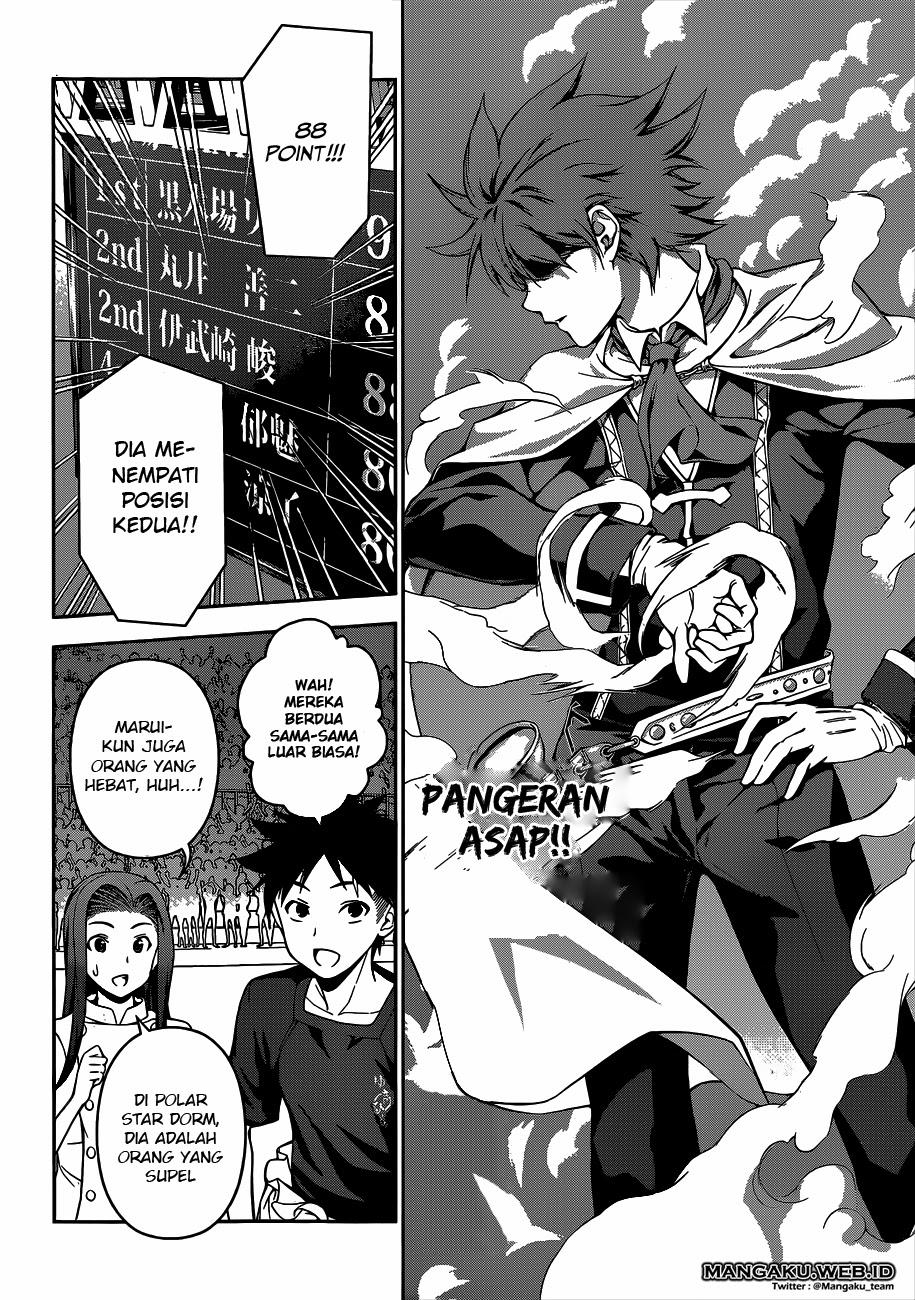 Shokugeki no Souma Chapter 55-14