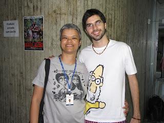Suyene Correia e Carlos Ruas_6o HQ Festival
