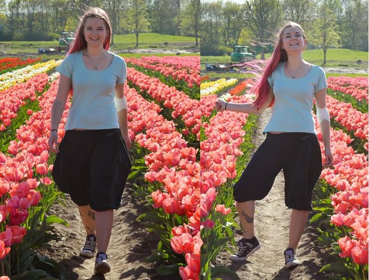 [MMI & MMM] Lieblingshose und Tulpenfelder