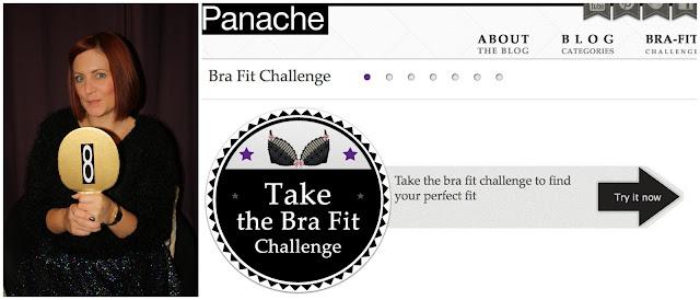 Panache Bra Fit Challenge