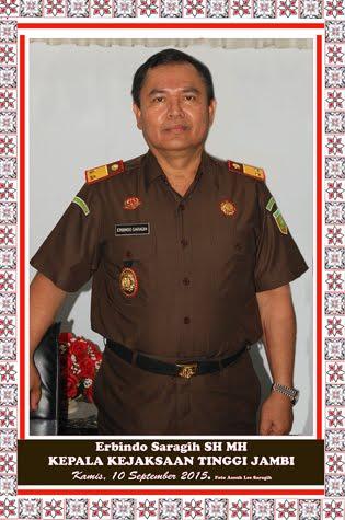 Mengenal Sosok Erbindo Saragih SH MH, Salah Seorang Putra Terbaik Simalungun