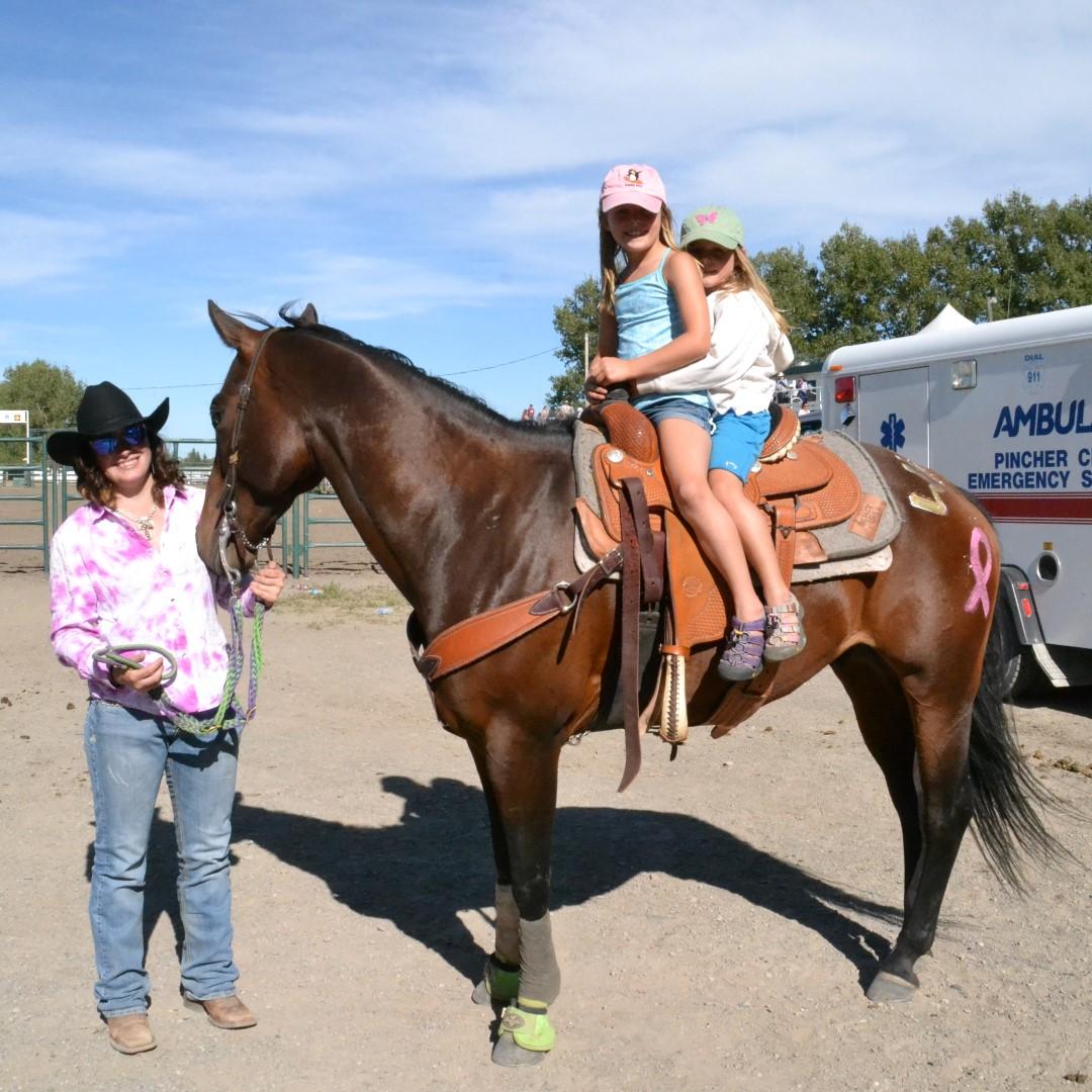 Pincher Creek Voice 2013 Pincher Creek Pro Rodeo Wrap Up