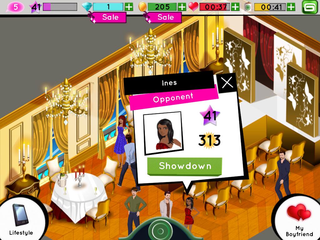 fashion icon the game