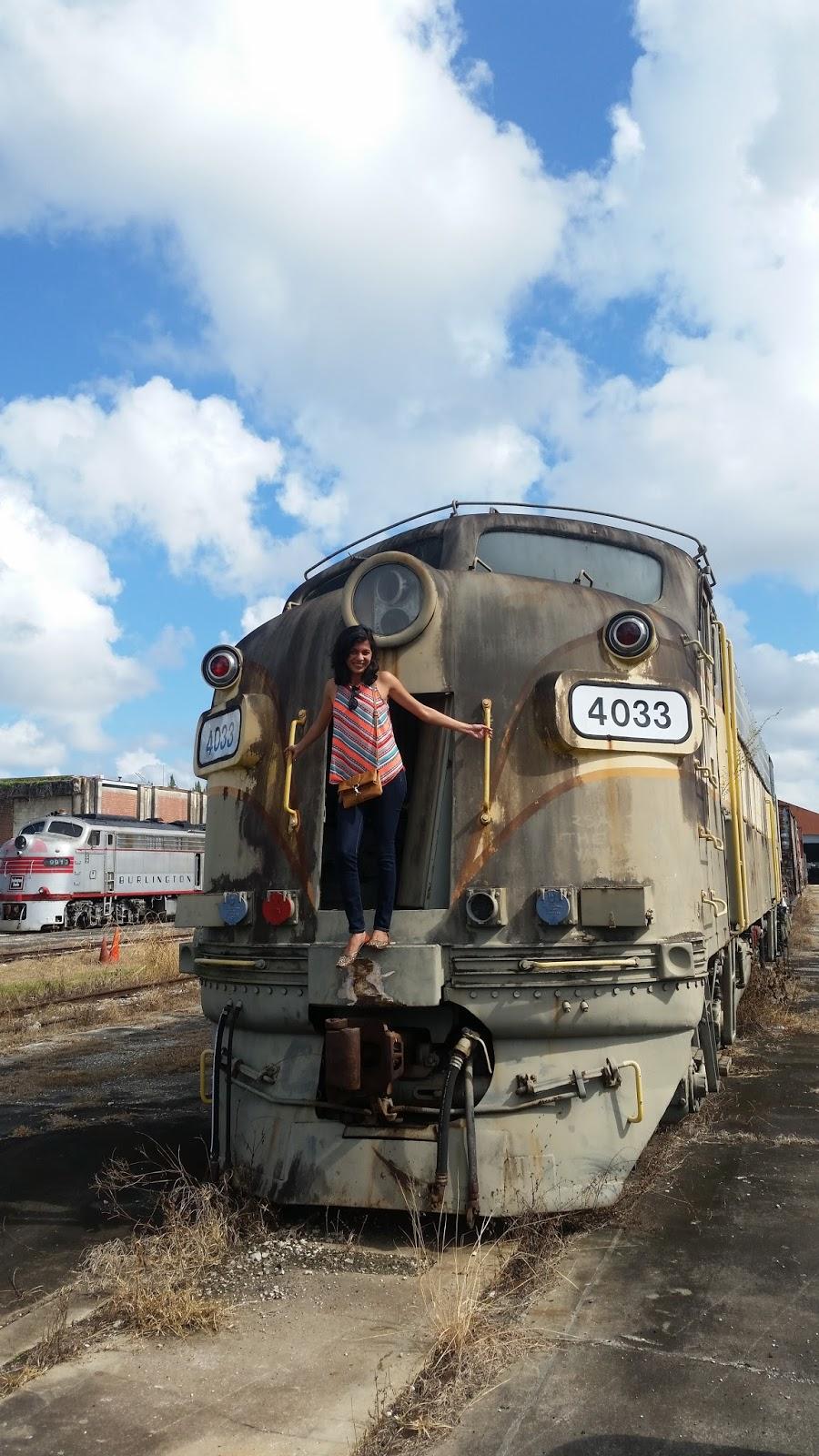 Brownsey Family: Miami Train Junkyard