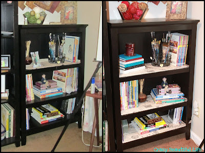 1 5 016 Dressed Up Bookshelf