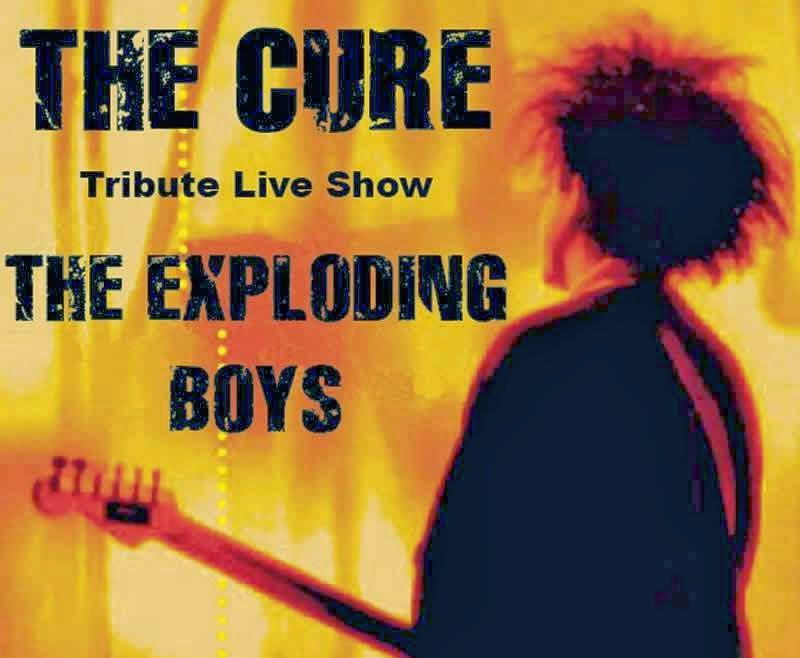 4/Abril: Concierto The exploding boys. Béjar