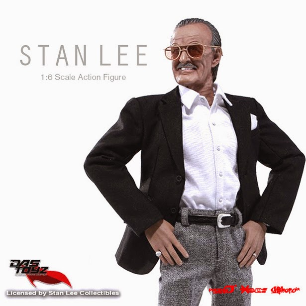 Imagen Figura de acción Stan Lee