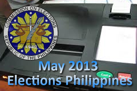 Comelec Guidelines on filing of COC for MAY 2013 Elections Philippines
