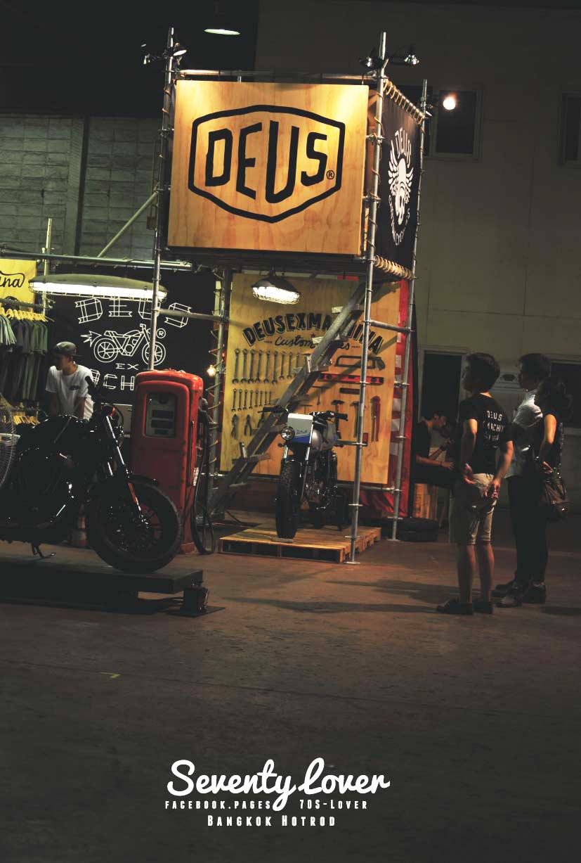 Bang kok Hotrod Custom Show