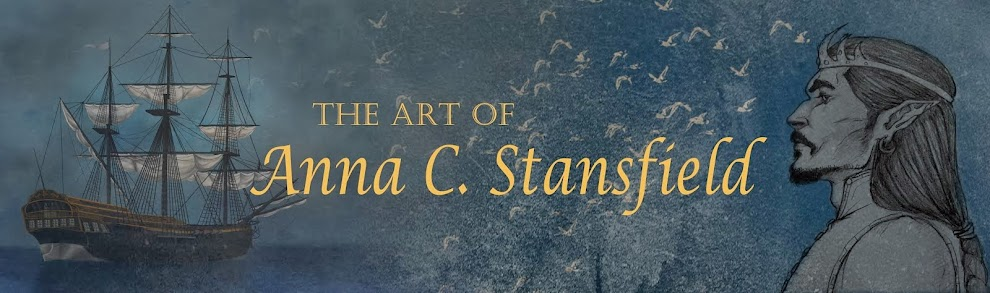 The Art Of Anna Stansfield