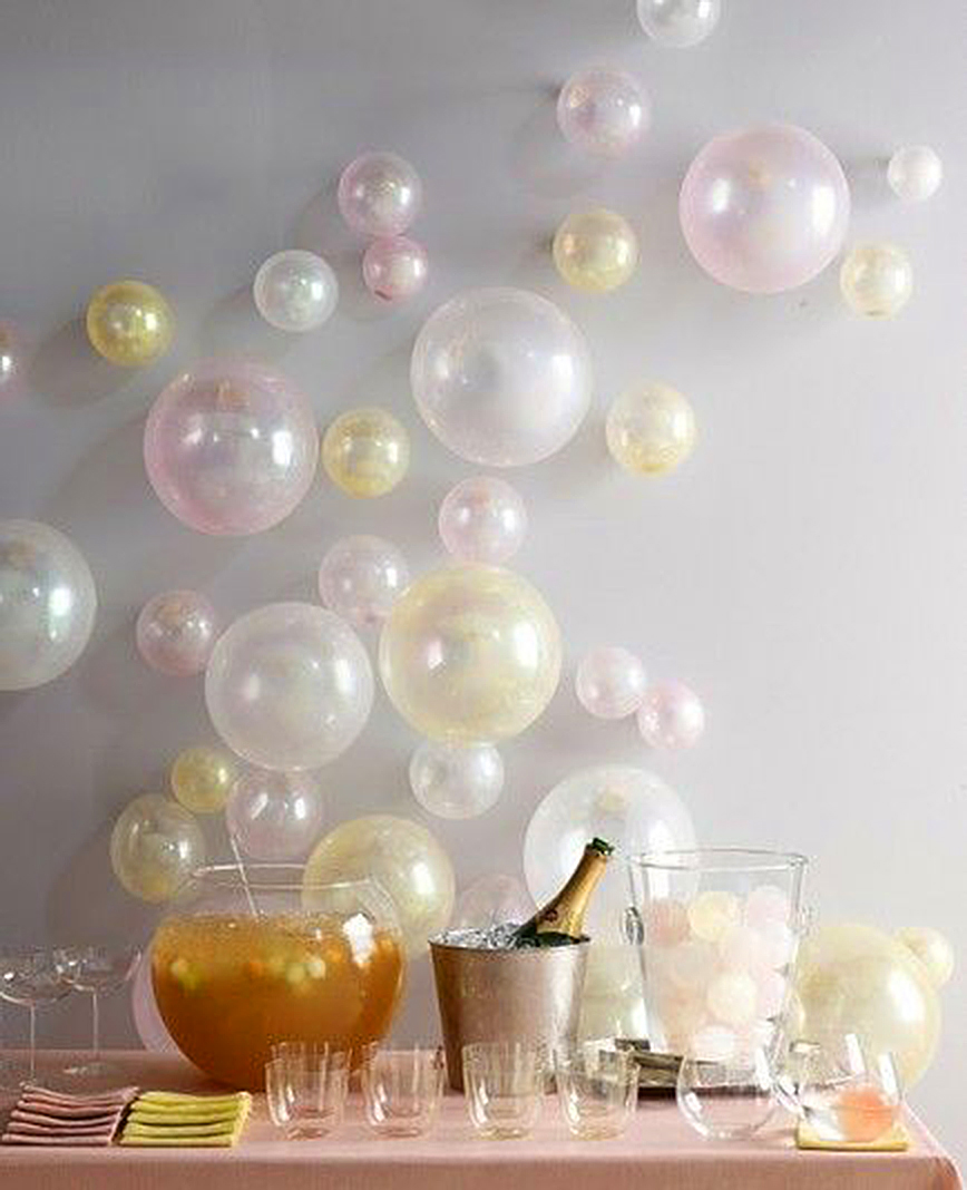Why balloons make great wedding décor | Wedding Bells Chime