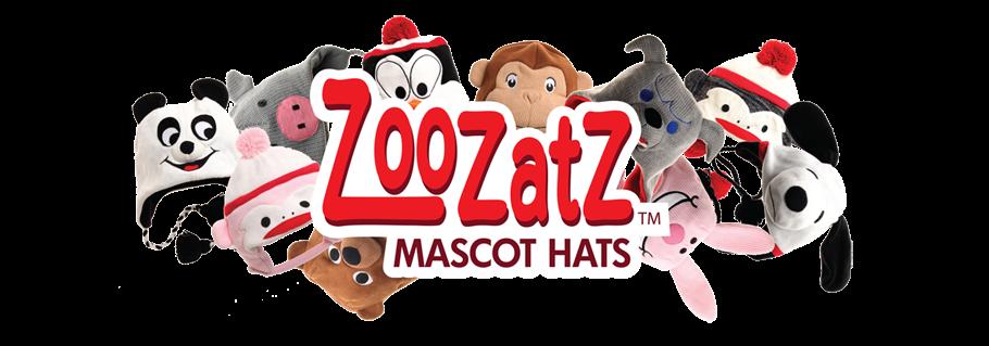 ZooZatZ Mascot Hats