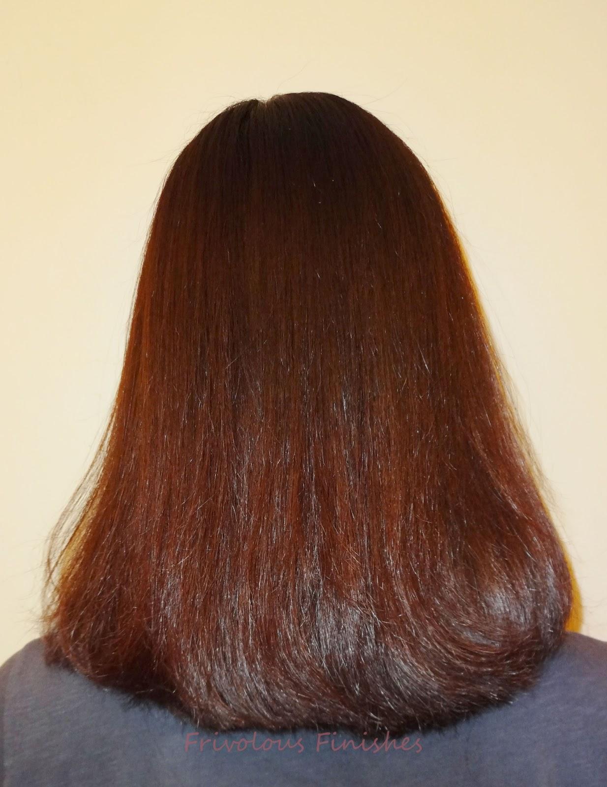 Medium Golden Mahogany Brown Hair Color Ion