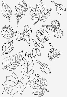 Ausmalbilder Gratis Herbst - Malvorlagen Coolkidz