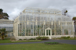 botanic gardens em dublin