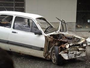 Jovem morre e quatro ficam feridos após acidente em Dores do Indaiá