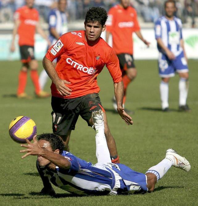 """Fútbol es Fútbol: Perfil Diego Costa """"La Pantera"""""""