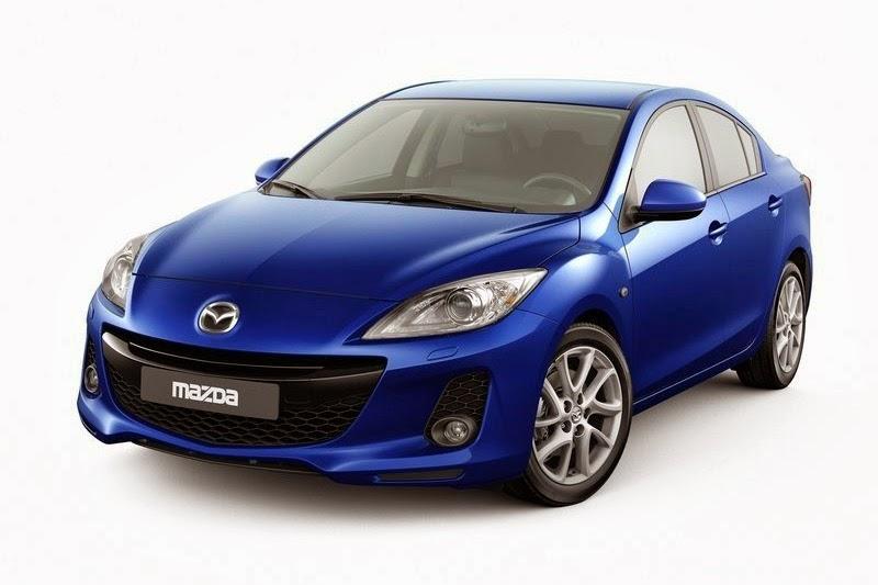صور سيارة مازدا 3 سيدان 2012 Mazda 3 Sedan