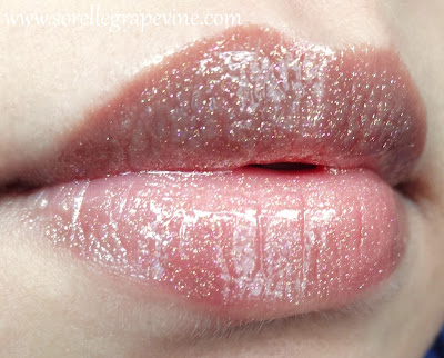 MAC Temperature Rising Lipglass Underdressed