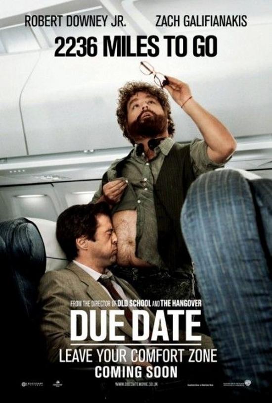 Đen Đủ Đường - Due Date