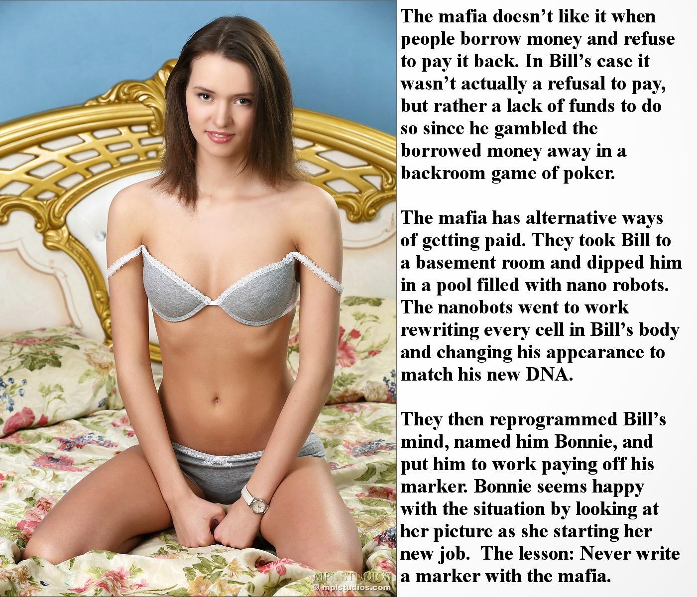 bleach white girl porn