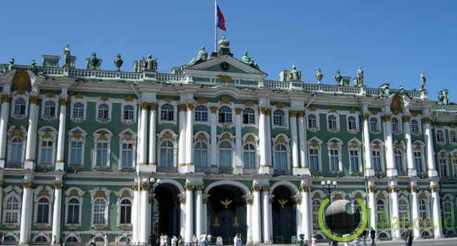 4. Winter Palace