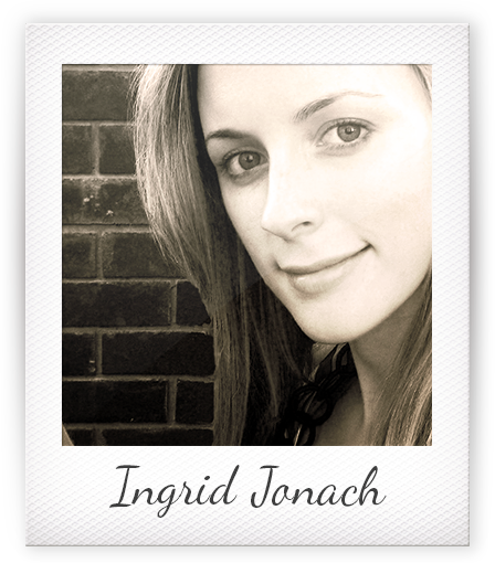 Author Photo Ingrid Jonach