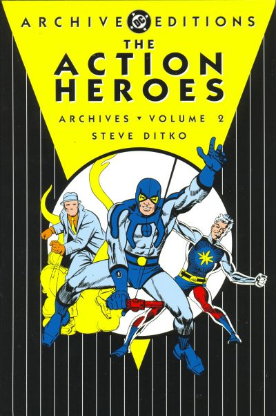 DC COMICS THE ACTION HEROES ARCHIVES VOLUME 2!