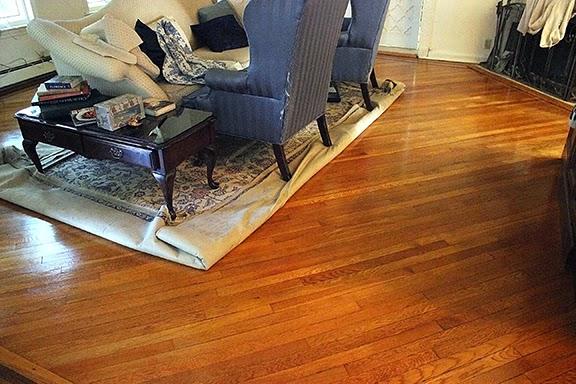 Floor Refinishing, NYC