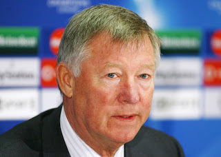 Prediksi Pertandingan Real Madrid vs Barcelona (Leg Pertama Semifinal Liga Champion 2010/11) by Sir Alex Ferguson