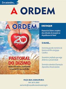 JORNAL A ORDEM - SETEMBRO