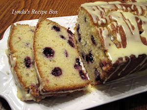 Orange - Blueberry Yogurt Bread
