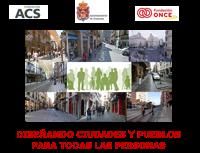 """""""Diseñando Ciudades y Pueblos para todas las personas"""". Fundación ONCE (21.05.2015)"""
