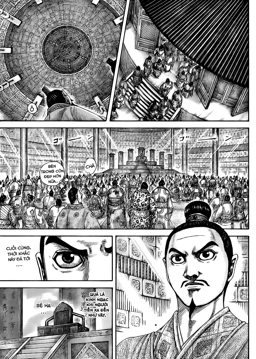 Kingdom - Vương Giả Thiên Hạ Chapter 412 page 6 - IZTruyenTranh.com