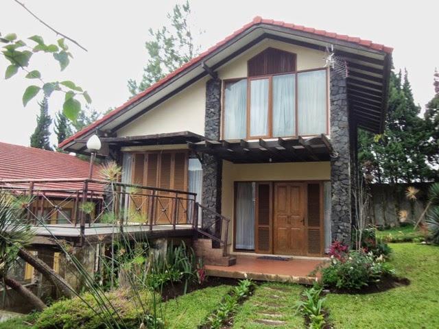 Villa A-1 istana bunga Lembang