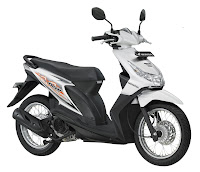 honda beat SW Techno White